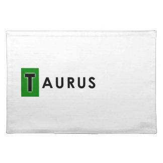 TAURUS COLOR PLACE MATS