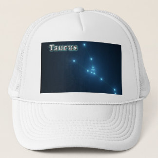 Taurus constellation trucker hat