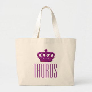 Taurus Crown Jumbo Tote Tote Bag