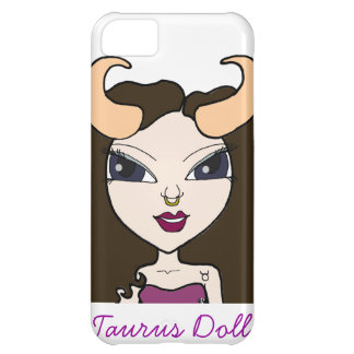 Taurus Doll iPhone 5 Barely There Case iPhone 5C Case