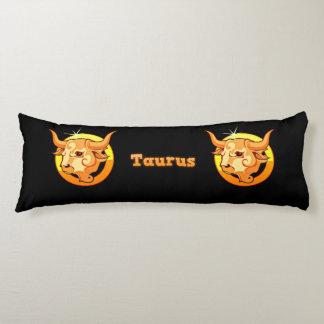 Taurus illustration body cushion