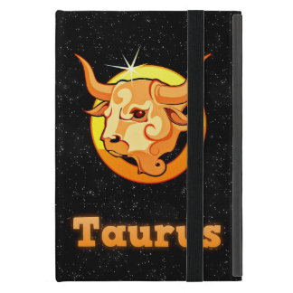 Taurus illustration cover for iPad mini