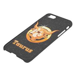 Taurus illustration iPhone 8/7 case