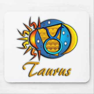 Taurus Mouse Mats