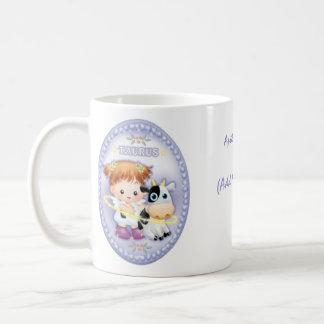 Taurus - Personalised Zodiac Mug