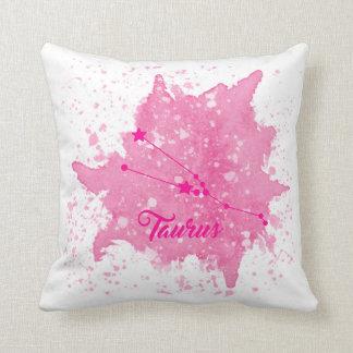 Taurus Pink Pillow
