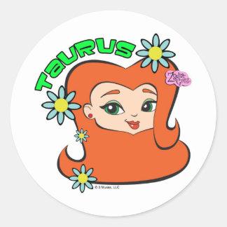 Taurus Stickers