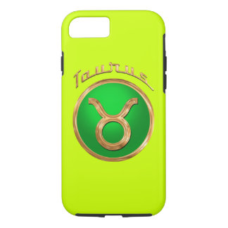 Taurus | The Bull Astrological Sign iPhone 7 Case