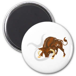 Taurus the bull star or birth sign magnets