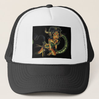 Taurus Trucker Hat