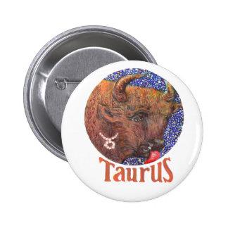 Taurus - Zodiac Badge