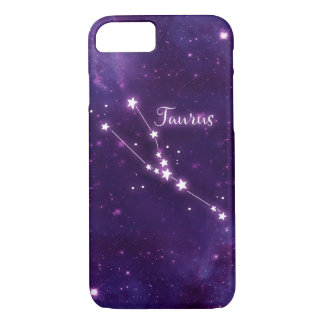 Taurus Zodiac Constellation Phone Case
