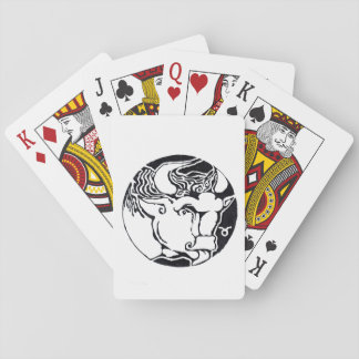 Taurus - Zodiac Playing cards