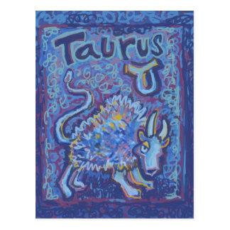 Taurus, Zodiac Products Postcard