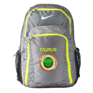 Taurus Zodiac Sign Backpack