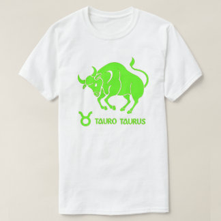 Taurus Zodiac sign color Modern T-Shirt