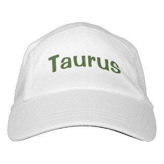 Taurus Zodiac Sign Green Hat