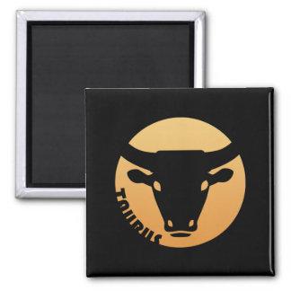 Taurus Zodiac Sign Magnet