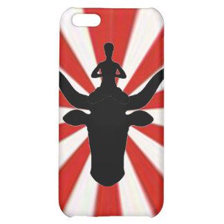 Taurus Zodiac Sign - Yoga iPhone Case iPhone 5C Covers