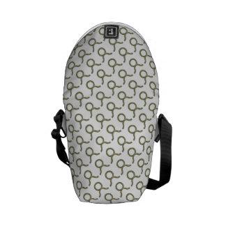 Taurus Zodiac Symbol Element Commuter Bags