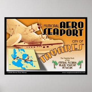 Tavares AeroSeaport poster