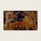 Tavern on the Green, Central Park, New York City, Business Card