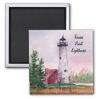 Tawas Point Light Magnet