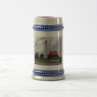 Tawas Point Lighthouse Beer Stein