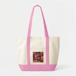 Tawnia-Peace Signs Tote Bag