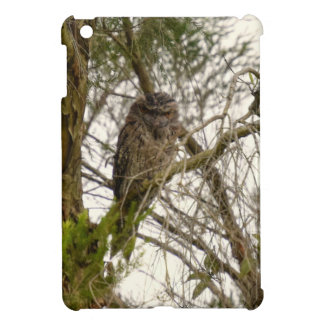 TAWNY FROGMOUTH QUEENSLAND AUSTRALIA COVER FOR THE iPad MINI