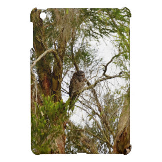 TAWNY FROGMOUTH QUEENSLAND AUSTRALIA iPad MINI CASE