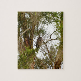 TAWNY FROGMOUTH QUEENSLAND AUSTRALIA JIGSAW PUZZLE