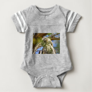 TAWNY FROGMOUTH RURAL QUEENSLAND AUSTRALIA BABY BODYSUIT