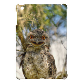 TAWNY FROGMOUTH RURAL QUEENSLAND AUSTRALIA iPad MINI COVER