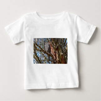 TAWNY FROGMOUTHS WITH ART EFFECTS AUSTRALIA SHIRTS