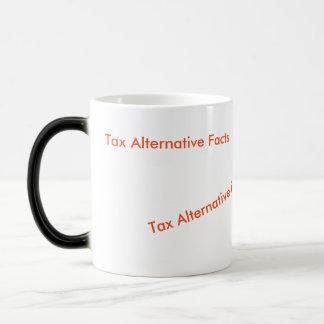 Tax Alternative Facts Magic Mug