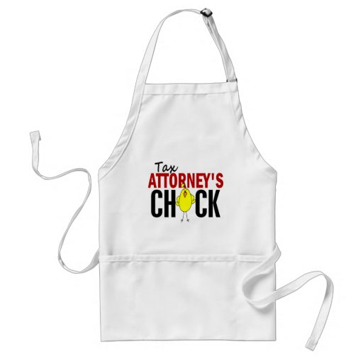 Tax Attorney's Chick Aprons