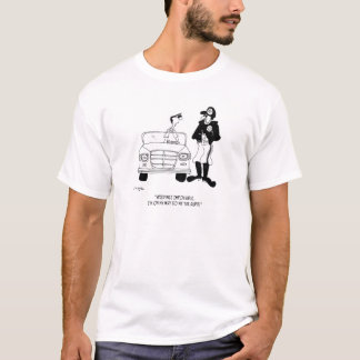 Tax Cartoon 9504 T-Shirt