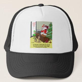 Tax Cartoon 9532 Trucker Hat