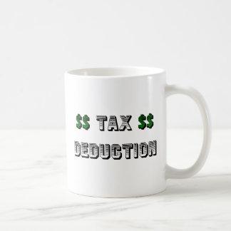 Tax Deduction Coffee Mugs