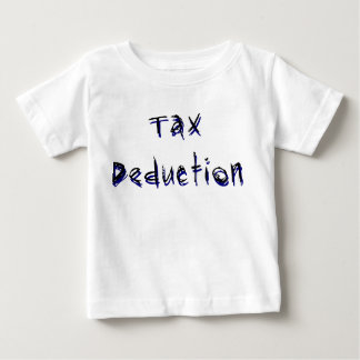 Tax Deduction Shirt
