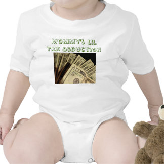 Tax deduction t shirts