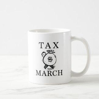 Tax March Coffee Mug