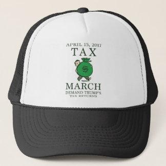 Tax March Trucker Hat
