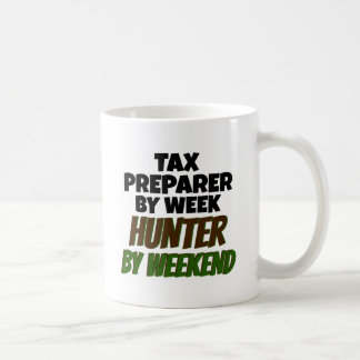 Tax Preparer Loves Hunting Coffee Mug