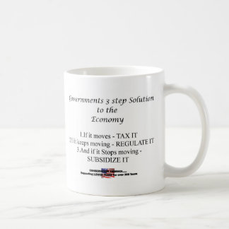TAX SYSTEM COFFEE MUG