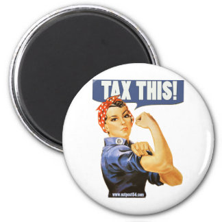 TAX THIS MAGNET