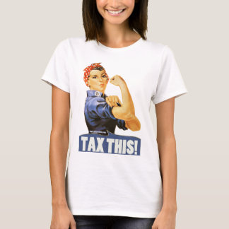 TAX THIS! Victory Girl T-Shirt