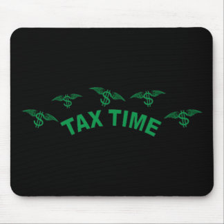 Tax Time Mouse Pad