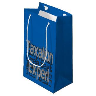Taxation Expert Extraordinaire Small Gift Bag